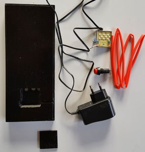 Wire LED Light and Switch