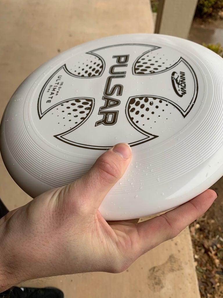 Grab a Frisbee