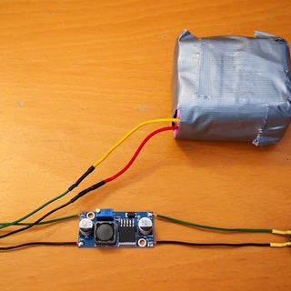 Convert Your Old Laptop Battery Into a Power Bank