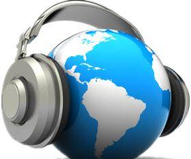 Online Radio Receiver - Raspberry PI