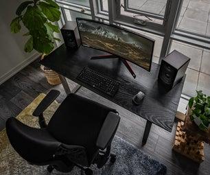 寿杉班书桌