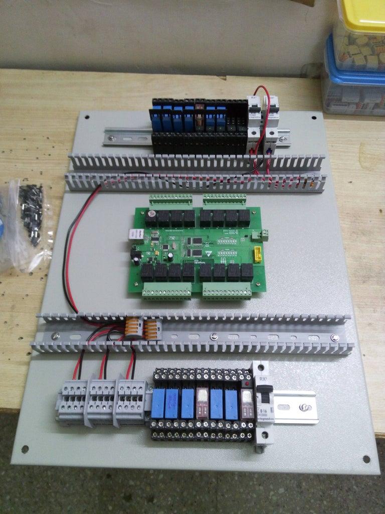 Panel Assembling