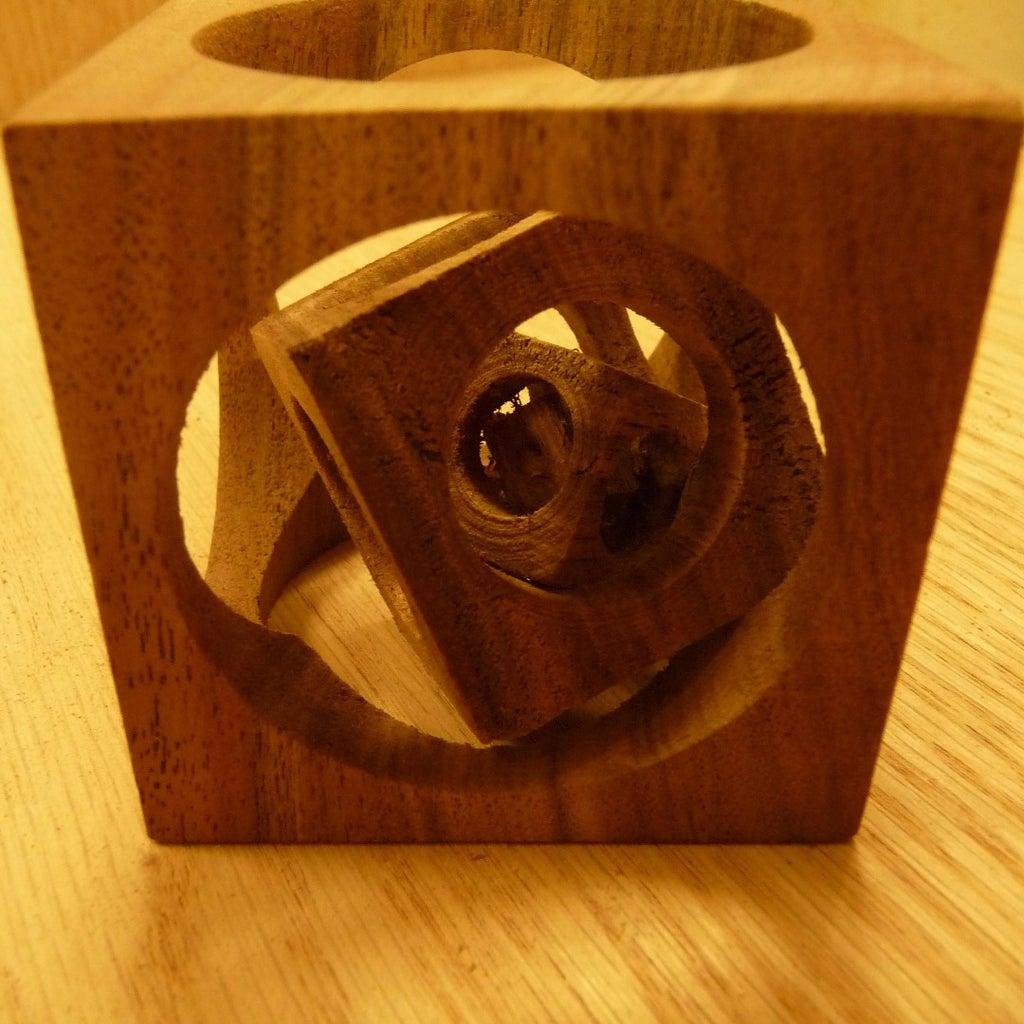 A Cube in a Cube in a Cube in a Cube