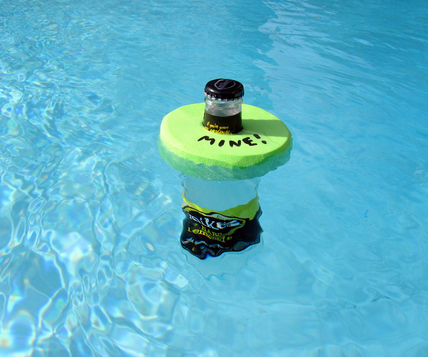 Personal Bottle Float