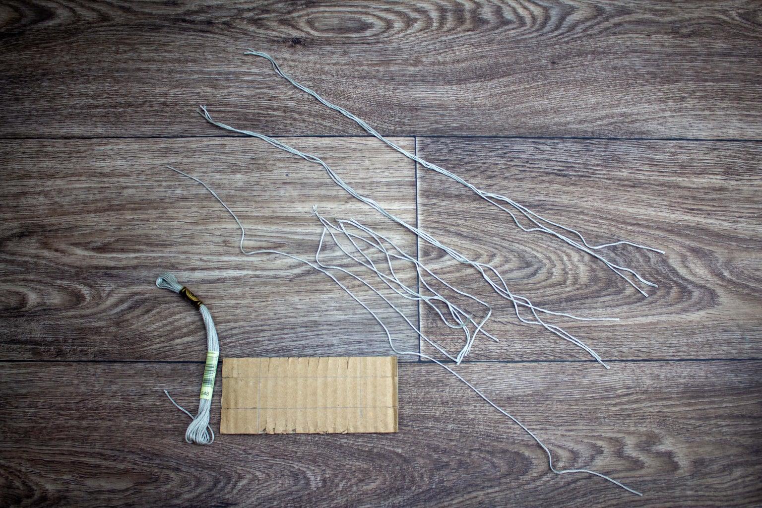 Cut Strings