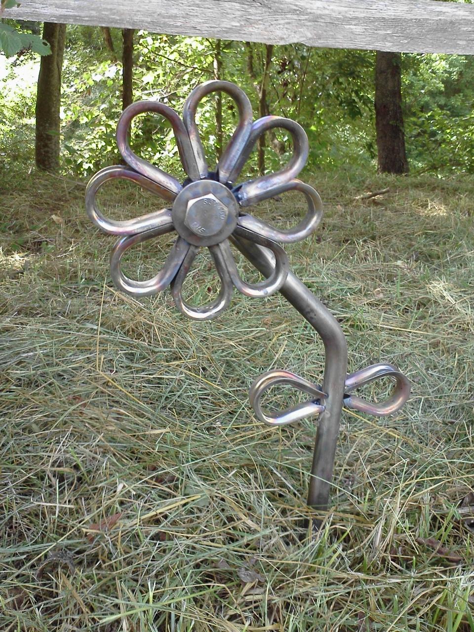 Metal yard art(YART)!!!
