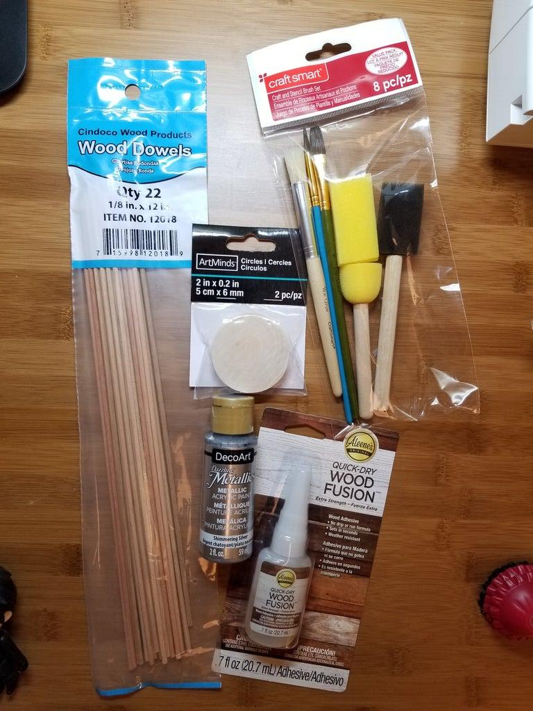 Gather Materials & Tools