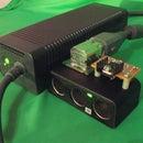 XBOX 360 Power Supply to 12V Accessory Adapter