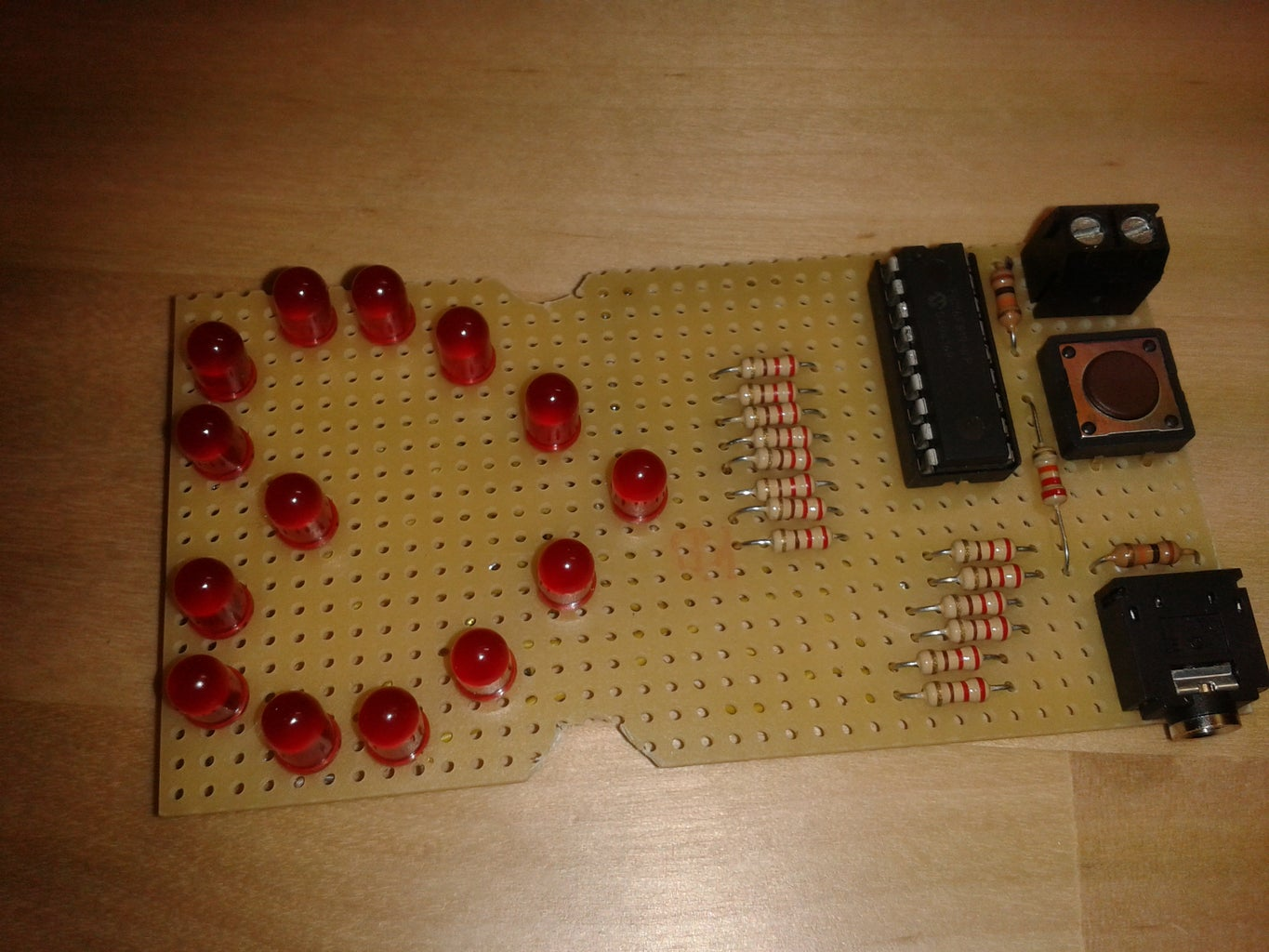 Circuit Design and Assembly