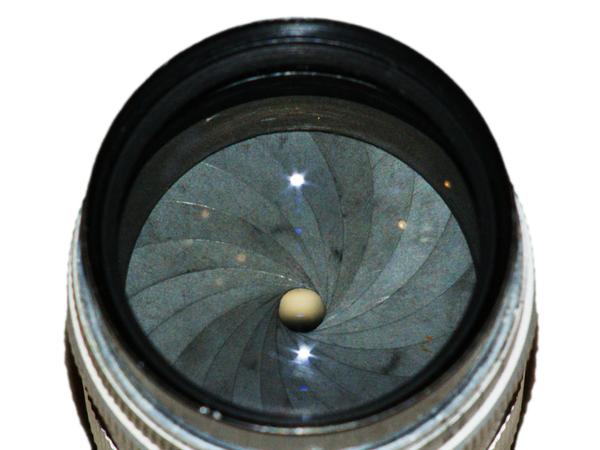 M42 Lens Aperture Control on Modern DSLRs