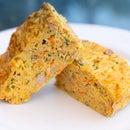 烤培根和西葫芦切片(隐藏蔬菜yay!)