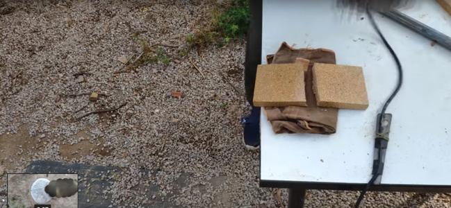 Cut a Brick in Half