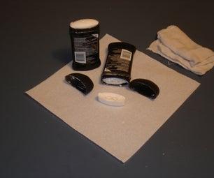 Fix (or Renew) a Stick Deodorant