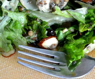 """Everything & the Kitchen Sink"" Salad"