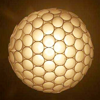 Cup Sphere Lamp