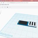 Mashup Tinkercad Piano/gaming Project