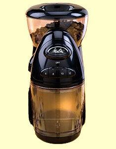 Fix Your Melitta Coffee Grinder