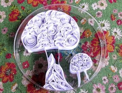 Complete Mushroom Stem