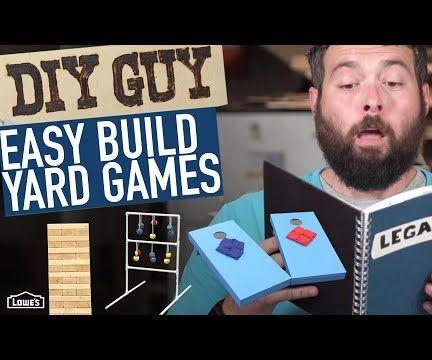 Yard Games - DIY Guy
