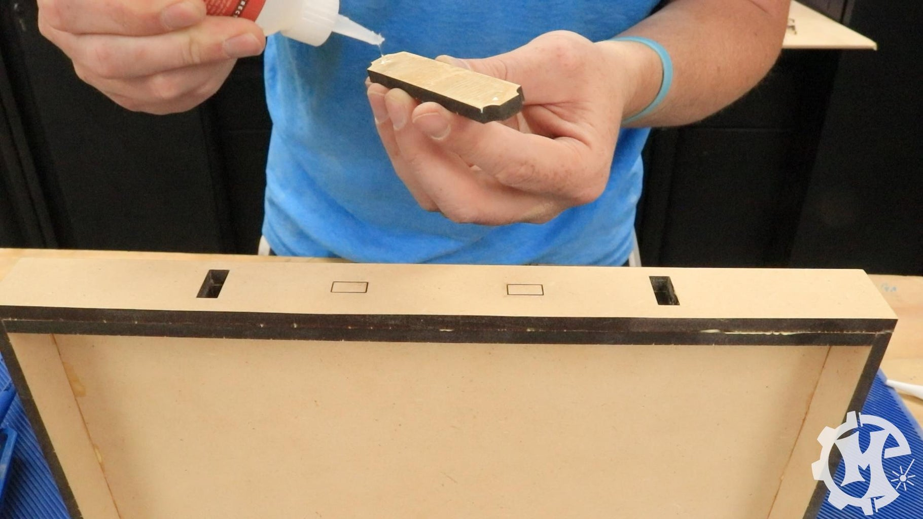 Assemble the Box - Lid Assembly