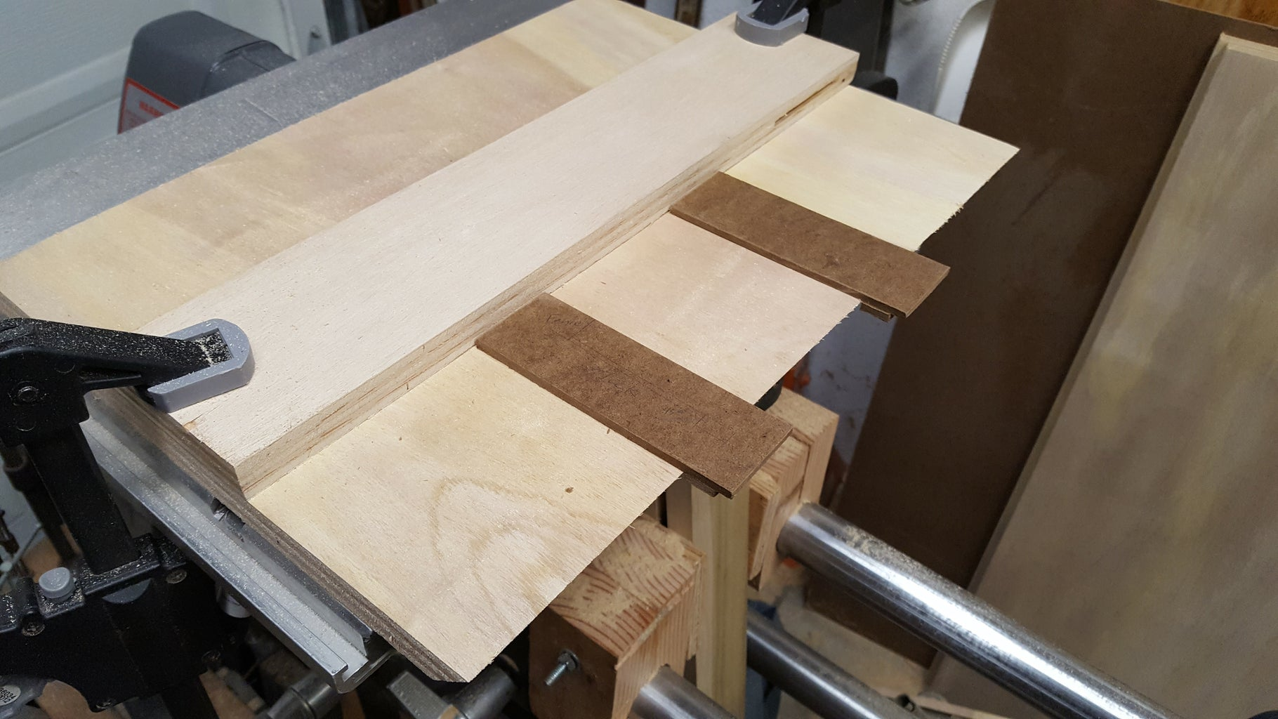 Cut the Lid and Seat Pieces