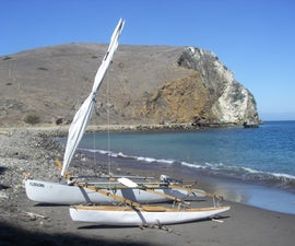 Trip Log: Outrigger Canoe Sailing the California Channel Islands