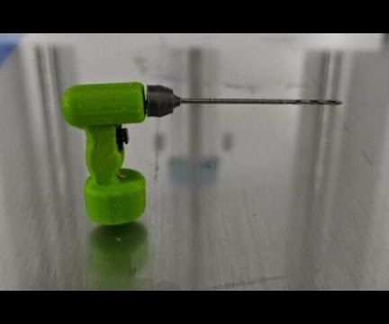 How to Make Powerful PCB Drill Drilling Machine at Home