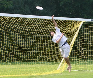 Frisbee Shootout