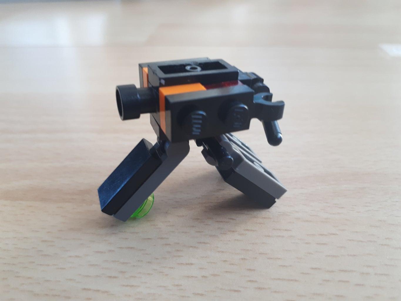 Lego Machine Gun Transformer