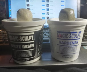 Using Magic Sculpt to Harden Almost Anything