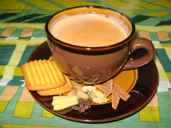 How to Make Masala Chai (Indian Chai Tea)