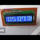 CLOCK USING ATMEGA 8