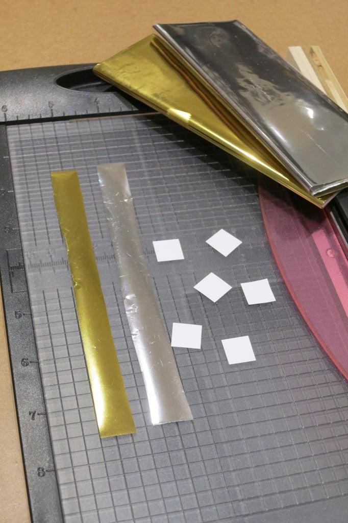 Cut Foil Strips