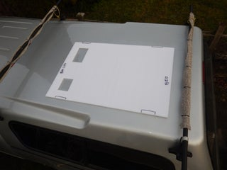 Truck Solar Panel 6 Steps With Pictures Instructables