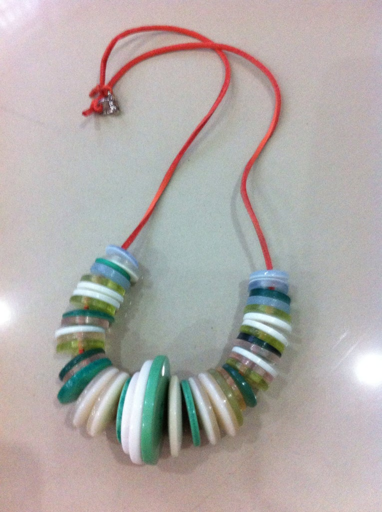 Steps for Necklace