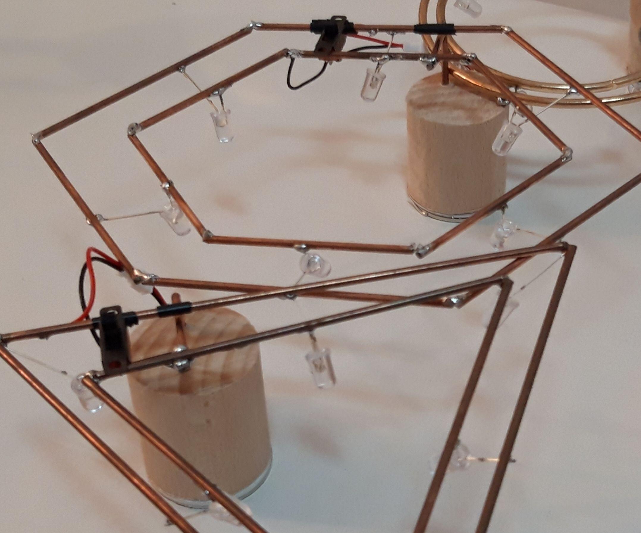 Magnetic Fridge RGB LED Frame
