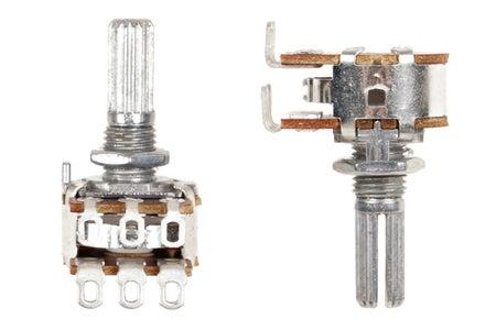 Dual Potentiometers