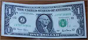 How to Make an Easy Dollar Bill Origami Ring for Yourself