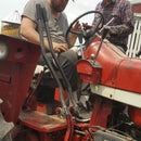 Tractor Hand Control Lever Assistive Technology
