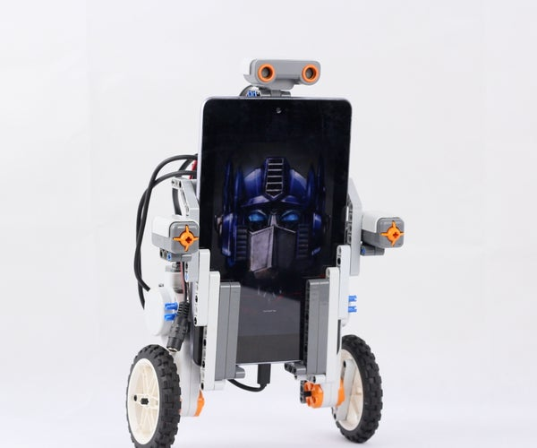How to Use an Android Device and Lego NXT to Build a Two-Wheel Self-Balancing Robot