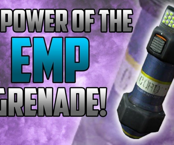 How to Make an EMP Generator Without Using Camera Circuit