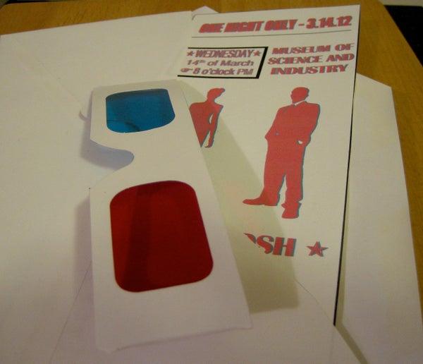 3D Invitation