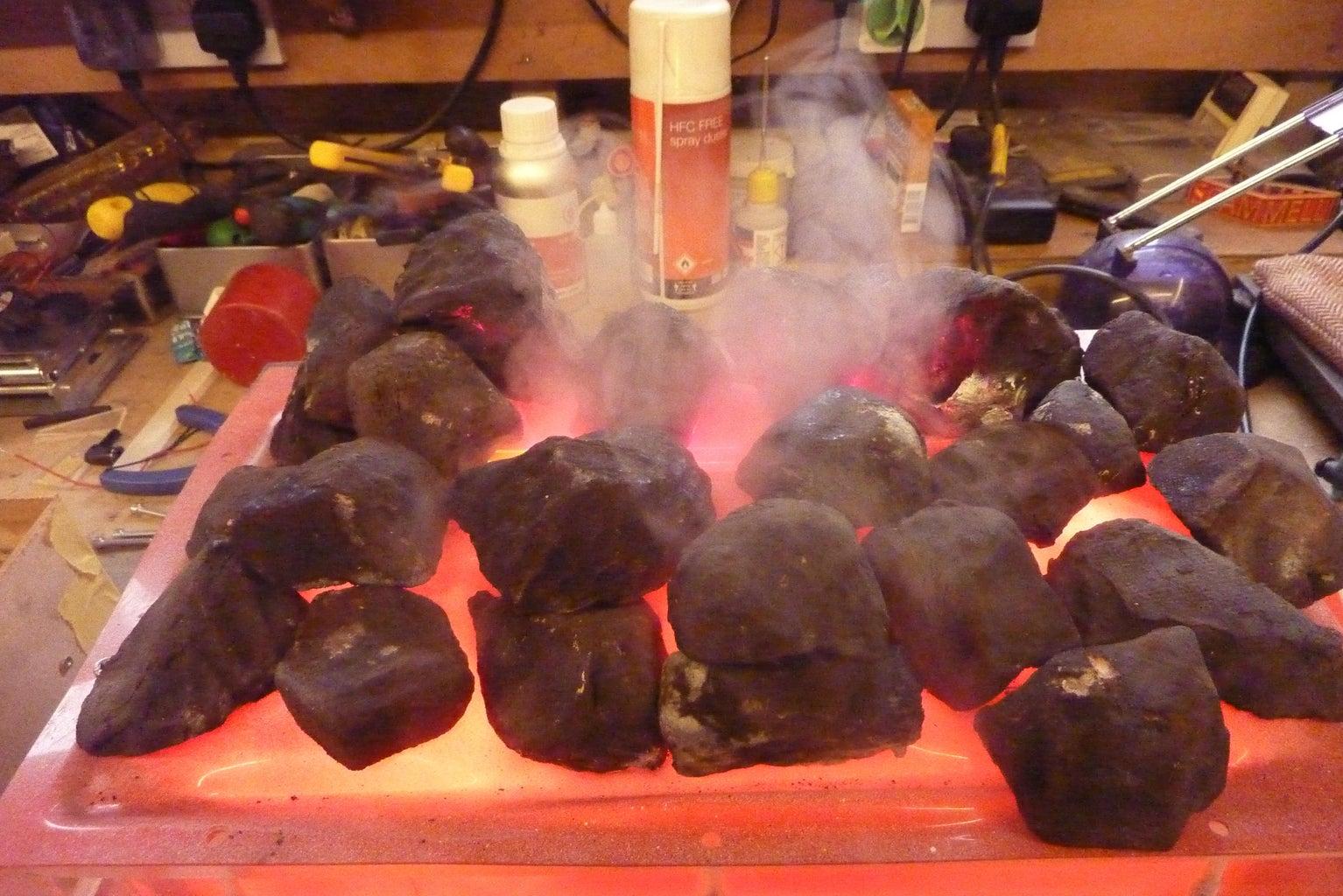 Add the Coals