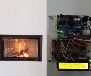 Arduino Wood Stove Regulator