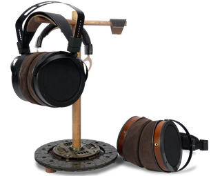 DIY Headphone Stand With a Clutch Plate Base