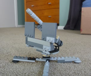 Lego Flak 88mm Anti-aircraft Gun