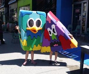 Puzzle Mascots