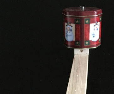 A One-String Musical Toy