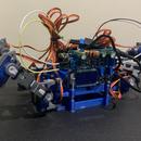 Quadruped Spider Robot - GC_MK1