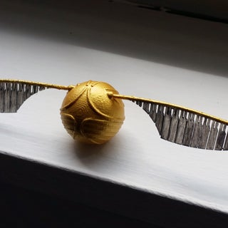 3D Printed Golden Snitch